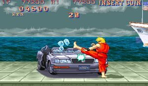Ken-sf2-bonusstage-car