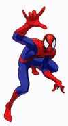 MvCapcom - Clash of Super Heroes - Spider-Man