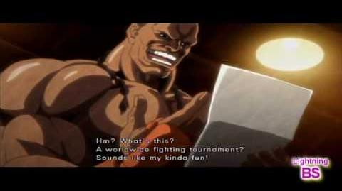 Super Street Fighter IV Stories - Dee Jay