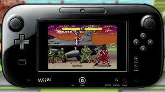 Hyper Fighting SNES VC Trailer Wii U