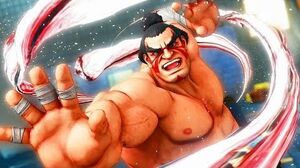 Street Fighter V Arcade Edition – E