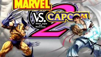 Marvel vs. Capcom 2 New Age of Heroes Trailer