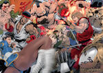 Street Fighter Art Comic Anthology (Japanese Import)