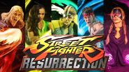 Behind The Scenes with the Cast of Street Fighter Resurrection