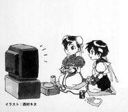 Game Criticism Vol. 25-Chun-Li & Sakura