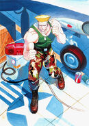 Guile-sf2-stage-art