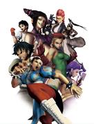SSFIV-Female Fighters