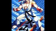 Street Fighter II CPS-1-Ryu Stage