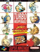 Street fighter ii turbo promo-esp