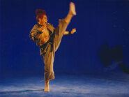 SFTM Ernie Reyes as Akuma