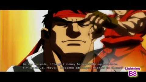 Super Street Fighter IV Stories - Ryu