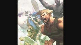 Capcom Fighting Evolution OST Heat Haze (Theme of Ingrid)