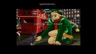 Hyper Street Fighter II Staff Roll
