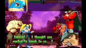 Street Fighter Alpha 3 R