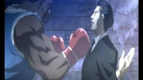 Street Fighter IV - Balrog Prologue Ending Movies
