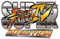 Super Street Fighter IV 3D Edition Logo