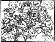 SFIIING-Group art