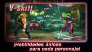 Street Fighter V - El sistema de batalla