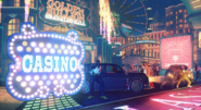 Max in High Roller Casino stage
