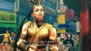 Super Street Fighter IV (AE) - Ibuki's Rival Cutscene English Ver