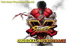 Street Fighter V The Grid -Training Stage- OST-0