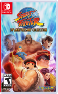 Box NA - Street Fighter 30th Anniversary Collection