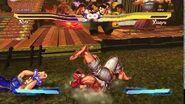 Ryu Somersault Throw SFXT
