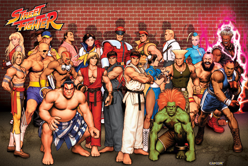 Review: Street Fighter V