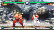 Street Fighter III 2nd Impact - Alex versus Ryu