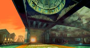 SFIII3rdStrike-Gill-stage