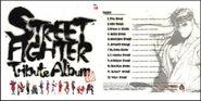 Street Fighter Tribute Album - Full cover