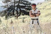 Ryu in Street Fighter Assassin's Fist