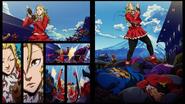 SFV Karin Arcade Ending