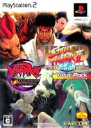 Hyper Street Fighter II Anniversary Edition - Vampire Darkstalkers Collection Value Pack