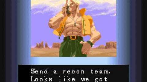 Street Fighter Alpha Charlie Ending