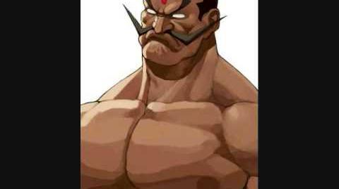 Street Fighter EX 3 Indra Bridge of Ta So Ga Re theme