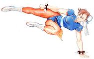 Chunli-sf2-kick
