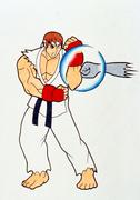 SFA-Ryu sprite concept-block
