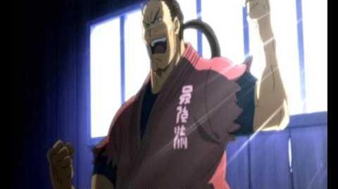 Street Fighter IV - Dan Prologue Ending Movies