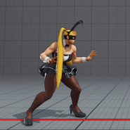 R. Mika Professional 2 costume