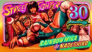 Rockin' Jelly Bean (Rainbow Mika SFV - No Continues)