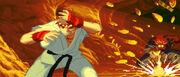 SFA2-Ryu Ending-3