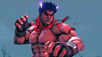 Street Fighter V Arcade Edition - Kage.