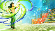 SFV Character Art Laura