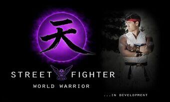 Street Fighter World Warrior Street Fighter Wiki Fandom