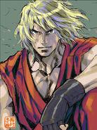 SFIV Ken-Kinu Nishimura