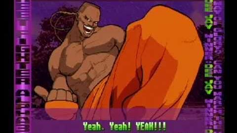 Street Fighter Alpha 3 Dee Jay Full Storyline and Ending (improved quality)