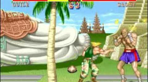 Guile's Invisible Throw   Street Fighter Wiki   FANDOM