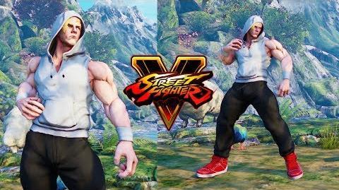 Video - Street Fighter 5 mods Ed Costume 2 revised | Street