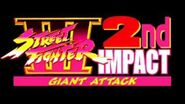 Street Fighter III 2nd Impact OST - 17 - Leave Alone (Uk House Mix) ~ London ~ Dudley Stage
